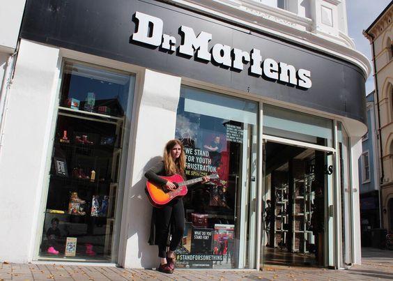 Dr. Martens Store.