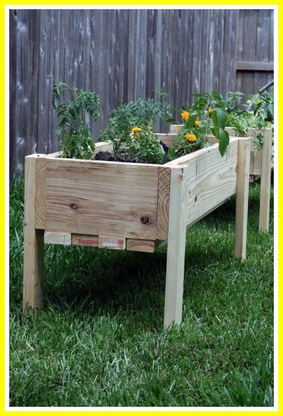 61 Raised Garden Bed Vs In 2020 Garden Boxes Raised Diy Raised Garden Elevated Garden Beds