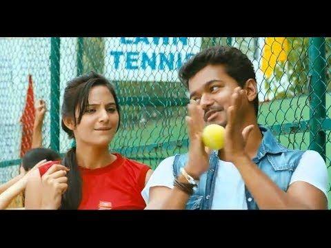 Vijay And Kajal Thuppaki Stills Hits Movie Thriller Movies Tamil Movies Online