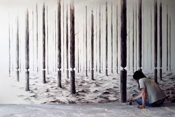 illustrations by pejac