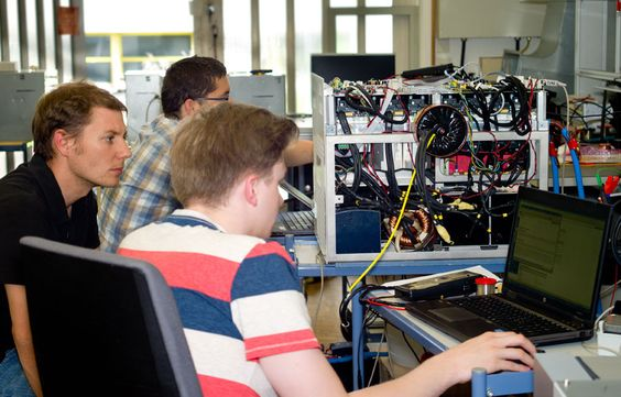 Research & development at Regatron AG for bidirectional AC sources