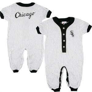 Chicago White Sox Infant Team Sleeper
