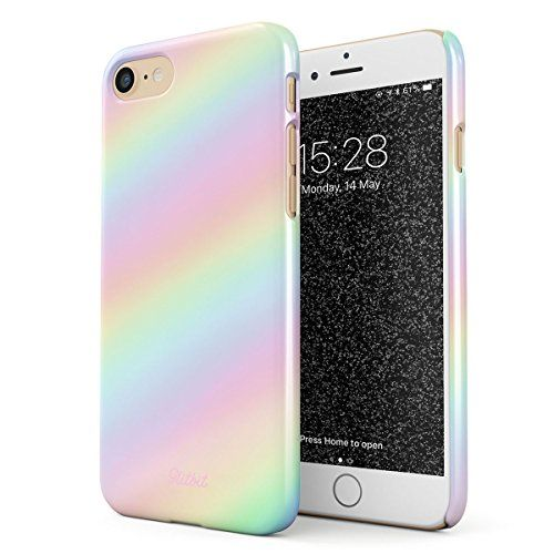 coque iphone 8 colorful