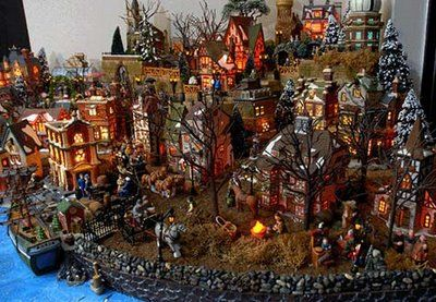 Christmas Village Displays For Home Setup Decor To Adore