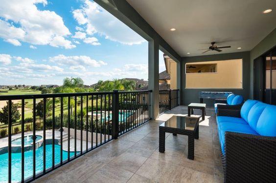 bedroom orlando luxury vacation home rental reunion resort in my