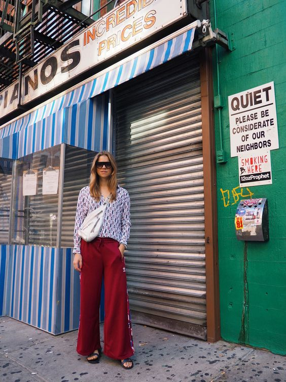 New York looks with Zalando II - TRINE'S WARDROBE