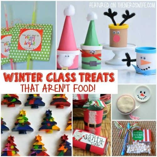 Classroom Birthday Ideas Non Food ~ Homemade winter holidays and christmas on pinterest