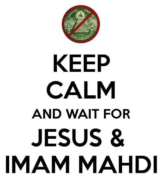 jesus holy bible mahdi