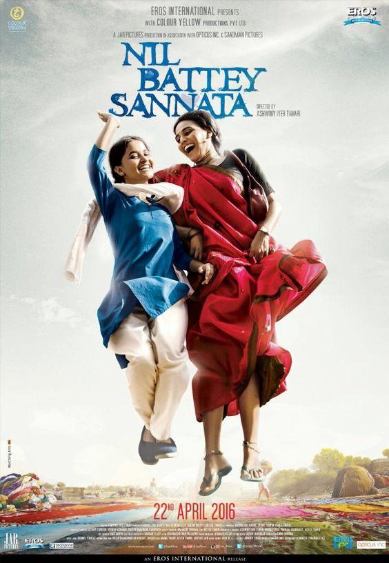 Nil Battey Sannata (WEBRip)