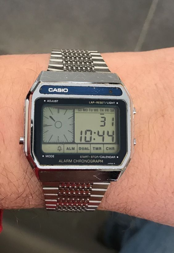 Pin by Curtisshawk on watches | Timex watches, Casio vintage  vUndG