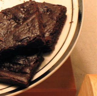 Cheap Healthy Good - Frugal Recipes, Food Tips, No Mayo: Black Bean Brownies: Bride of Frankenfood