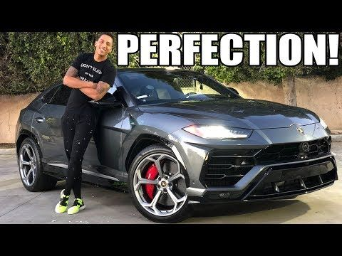 2019 Lamborghini Urus Review From A Tall Guys Perspective Car