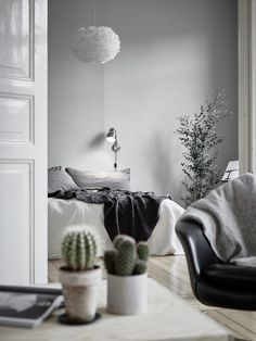 Elegant pendel lampe til soveværelset | Udsmykningsideer