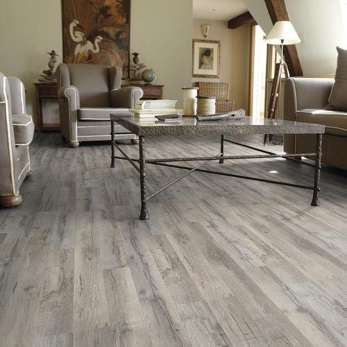 Tarkett Aquaflor Aged Oak Warm Grey 7 3 5 X 50 4 5 Laminate Flooring 16 178 Sq Ft C Living Room Vinyl Flooring Warm Gray Flooring Laminate Flooring Basement