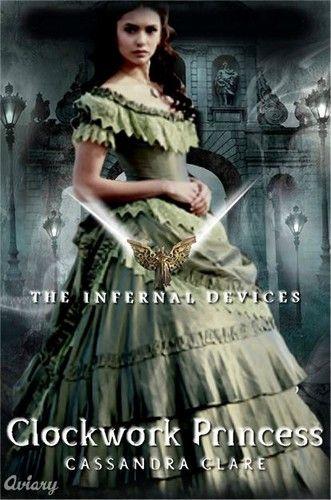 Clockwork Princess - books-to-read Fan Art