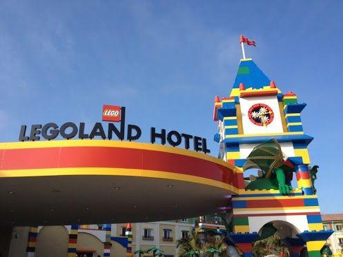 Legoland Hotel, California