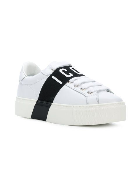 Dsquared2 Icon lace-up Sneakers