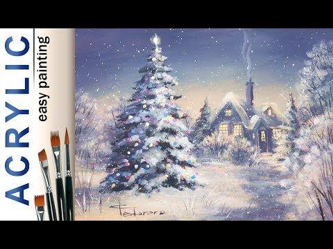 Hoffman Borealis Christmas Tress 100/% cotton digital printed panel