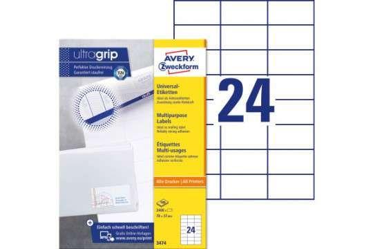Lassig Universal Etiketten 70 X 37 Mm Vorlage In 2020 Vorlagen Etiketten Vorlagen Word