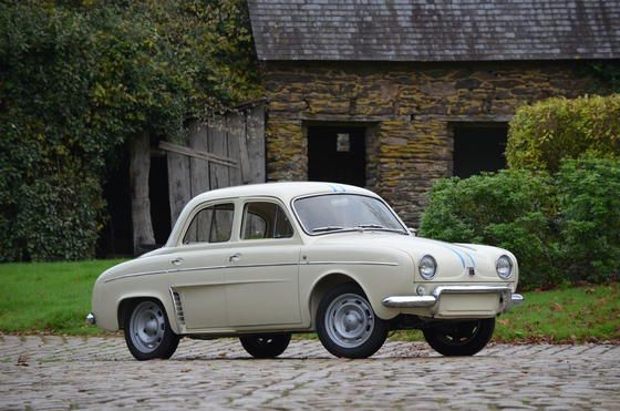 RENAULT - Dauphine 1093 -1963