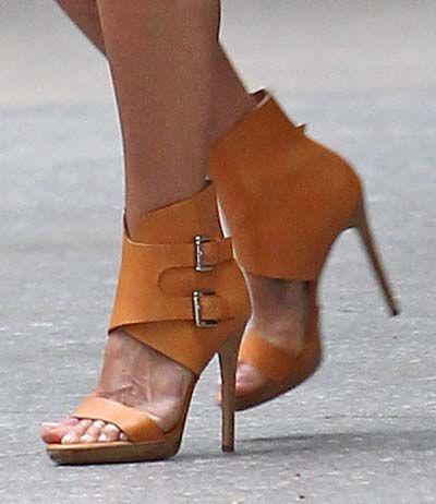 Amazing Strap Heels