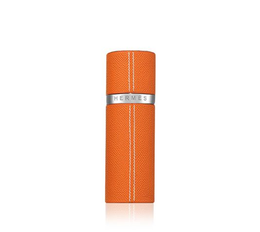 hermes wallets replica - Hermes leather travel atomizer...adding a bit of jet set to your ...