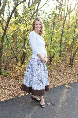 Women's Belle Skirt