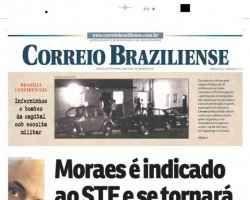 Manchetes dos Jornais