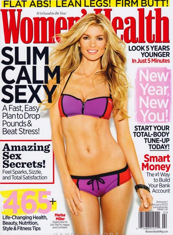WomensHealth - Special Report: Lose 23 lbs of Belly Fat in 1 Month With This Tip Featured On The Dr. Oz Show. Exclusive Offer for Readers.