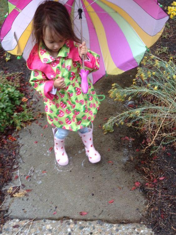 Ladybug and her boots