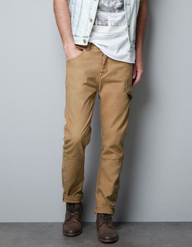 ZARA Tapered Trousers (size 32)