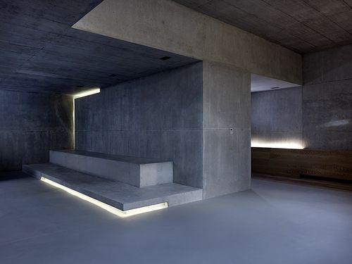 2 Verandas By Gus Wstemann Architects ZurichConcrete HousesSwitzerlandArchitecture Interior DesignConcrete