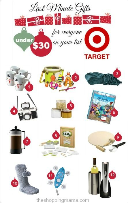 Need Last Minute Gifts? Shop Target! {Giveaway} #MyKindofHoliday ...