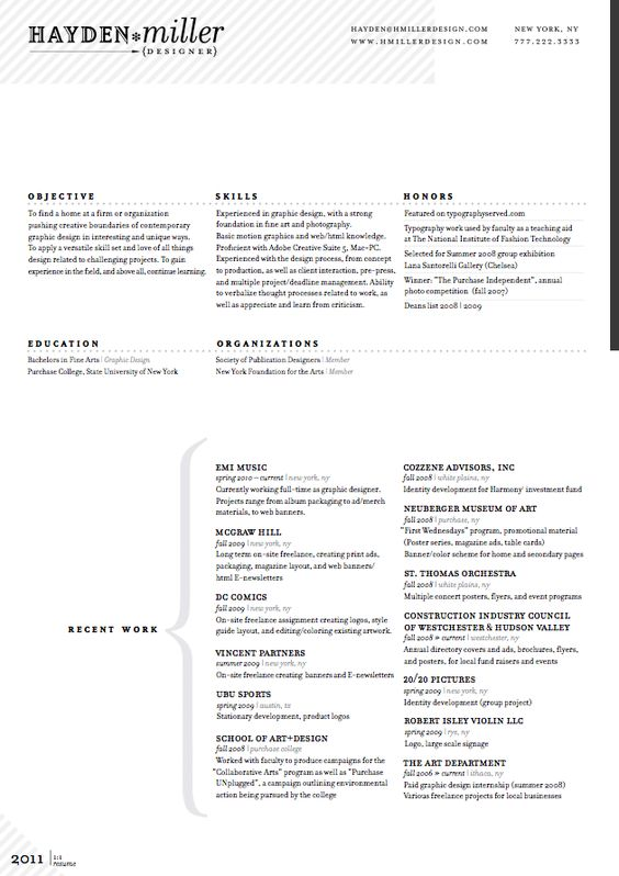 resume resume layout and layout on