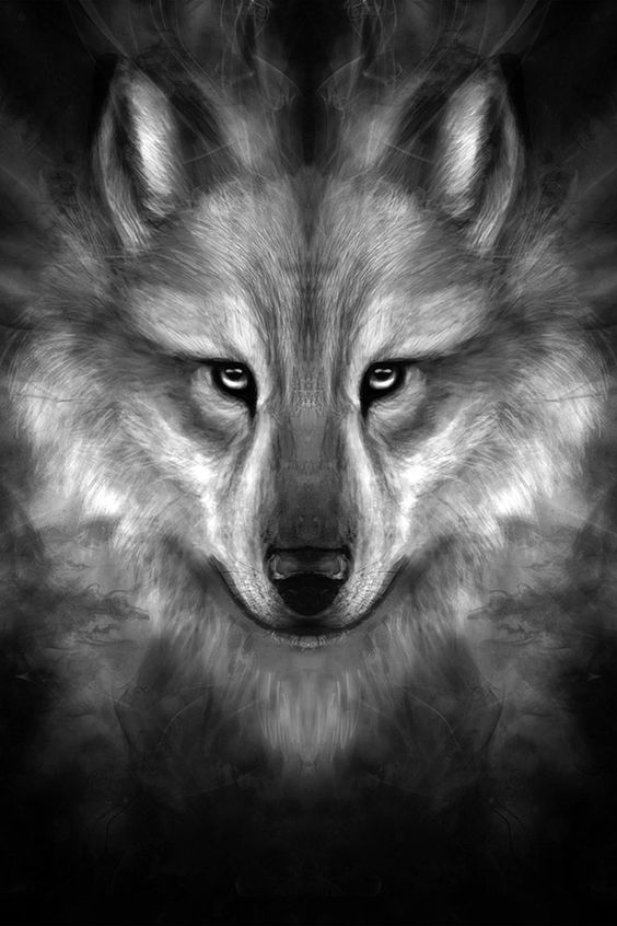 freeios7 wolf face story center iphone