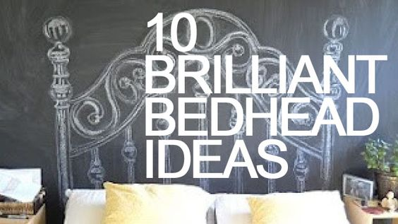 10 brilliant bedhead ideas