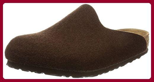 Gevavi 3308 Pantoffeln Kastanie 36, Damen Pantoffeln, Braun (braun(chestnut) 25), 36 EU