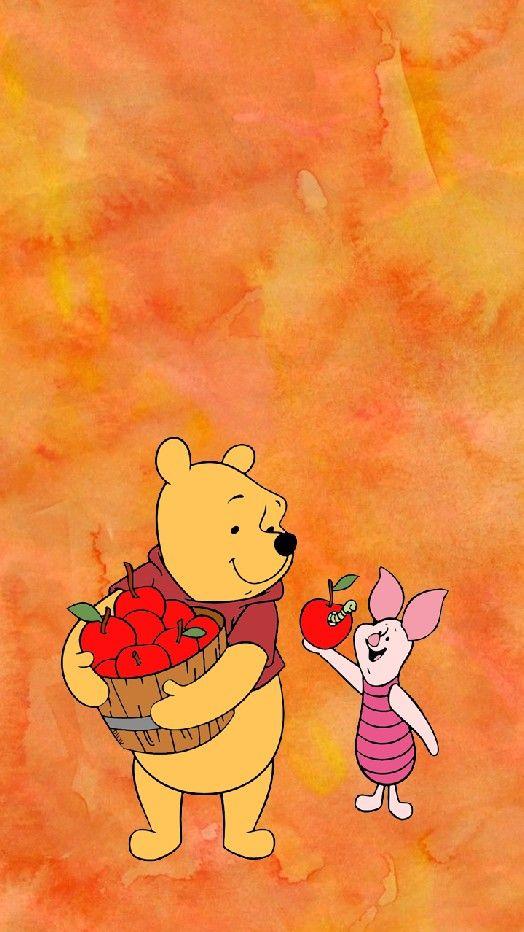 Winnie The Pooh Wallpaper For Phone Cute Cartoon Wallpapers Disney Wallpaper Cute Disney Wallpaper