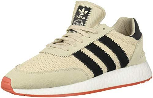 adidas Originals Men's I 5923 Shoe, BrownBlackraw Amber, 4