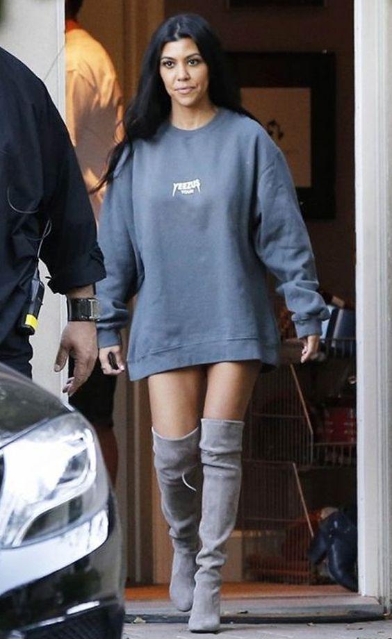 Kourtney Kardashian: