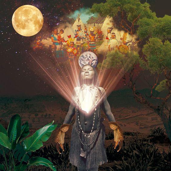 Signo de Câncer e sua manifestação #astrology #cancer #astro #cosmic #collage #art #moon #spirituality #sky #zodiac #zodiacsign