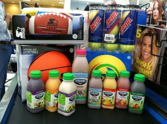 It's SIMPLE to help the children in your community.  Have you accepted the Odwalla Game Day Challenge from Champions for Kids yet?