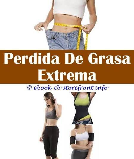 dietas extremas de pérdida de grasa