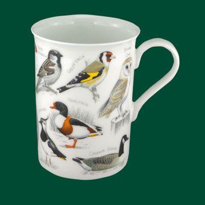 bird watchers mug