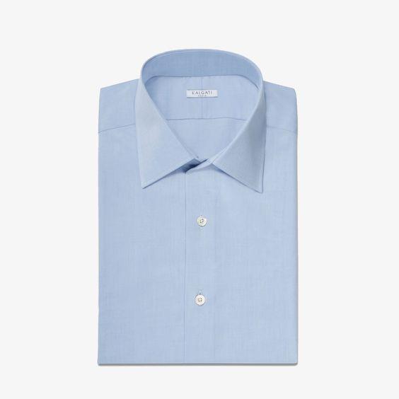Kalgati : la chemise sur-mesure «made in France»