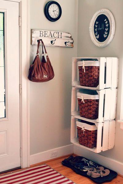 ideas para el hogar 10 formas curiosas de guardar objetos