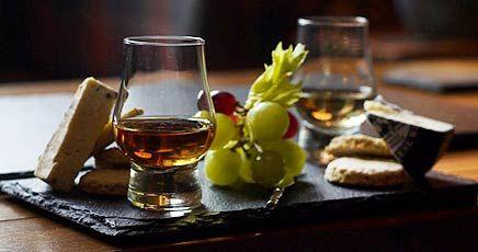 Whisky Oss - Een hapje en een drankje