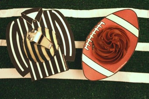 ref and football collar