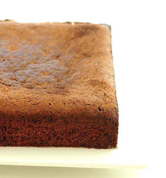 Torta al Cioccolato Senza Farina LEGGI LA RICETTA http://www.dolciricette.org/2012/12/torta-al-cioccolato-senza-farina-ricetta.html