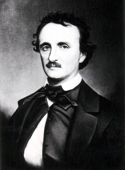"""Words have no power to impress the mind without the exquisite horror of their reality"" --Edgar Allen Poe"